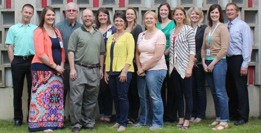 Rx drug abuse prevention efforts earn 2016 'Rural Health Team' award