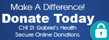 Make a Difference! Donate Today.
