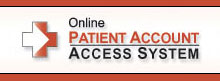 Online Patient Account Access System