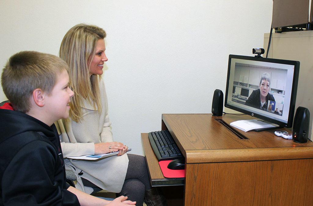 CHI St. Gabriel's Health partners with Little Falls Community Schools to offer virtual health clinic