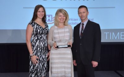 Opioid Initiative Receives National AHA NOVA Award