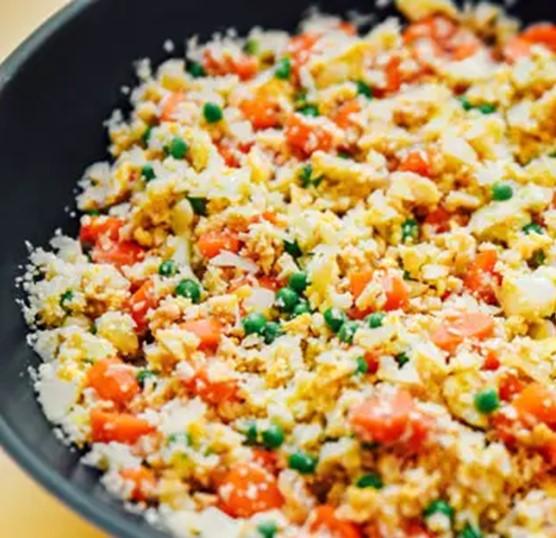 Cauilflower Fried Rice