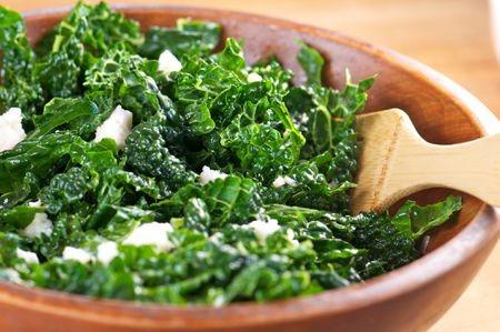 Simply Kale Salad