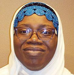 Fatimah Oloriegbe, MD